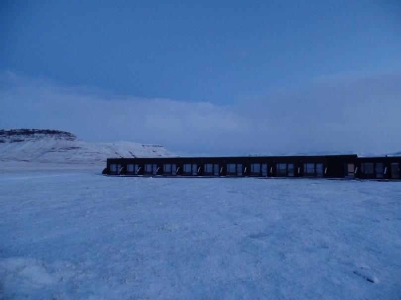 Fosshotel Núpar